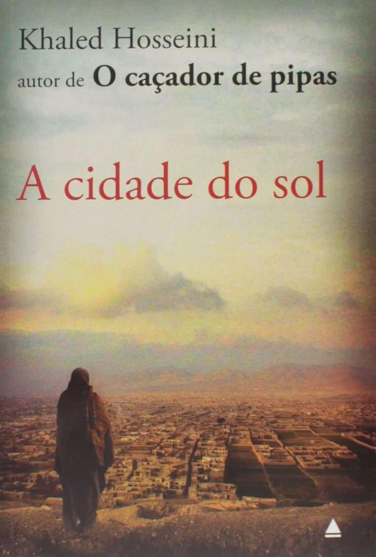 Imagem da Thumbnail para A Cidade do Sol por Khaled Hosseini