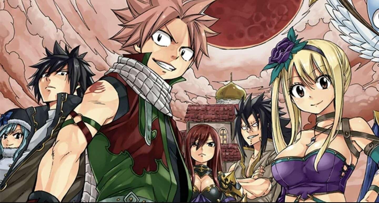 10 animes para adentrar no mundo da fantasia