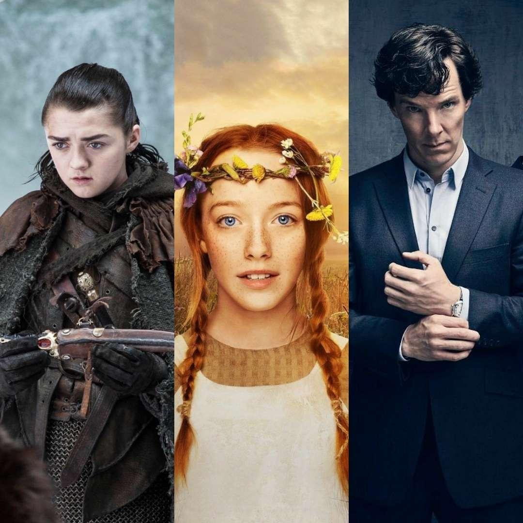 10 séries adaptadas de livros para ver ainda hoje
