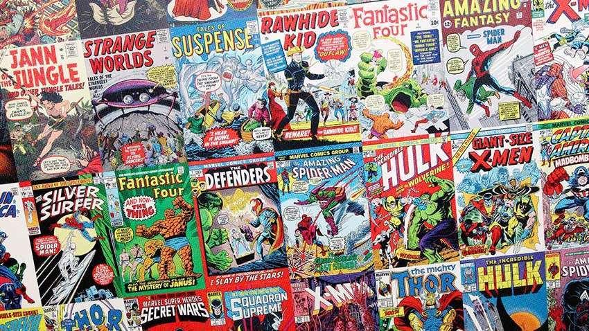 5 dicas para começar a ler quadrinhos