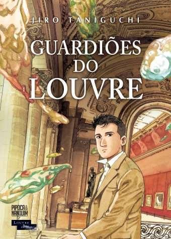 Imagem da Thumbnail para Guardiões do Louvre por Jiro Taniguchi