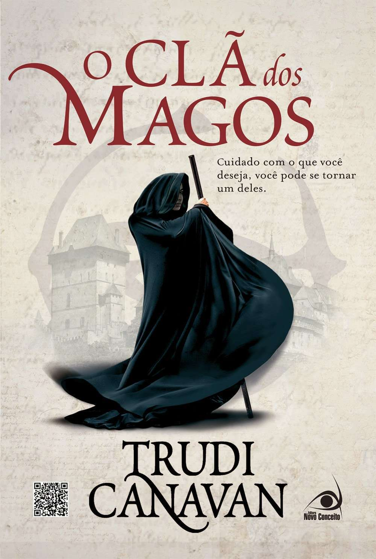 Imagem da Thumbnail para O Clã dos Magos por Trudi Canavan