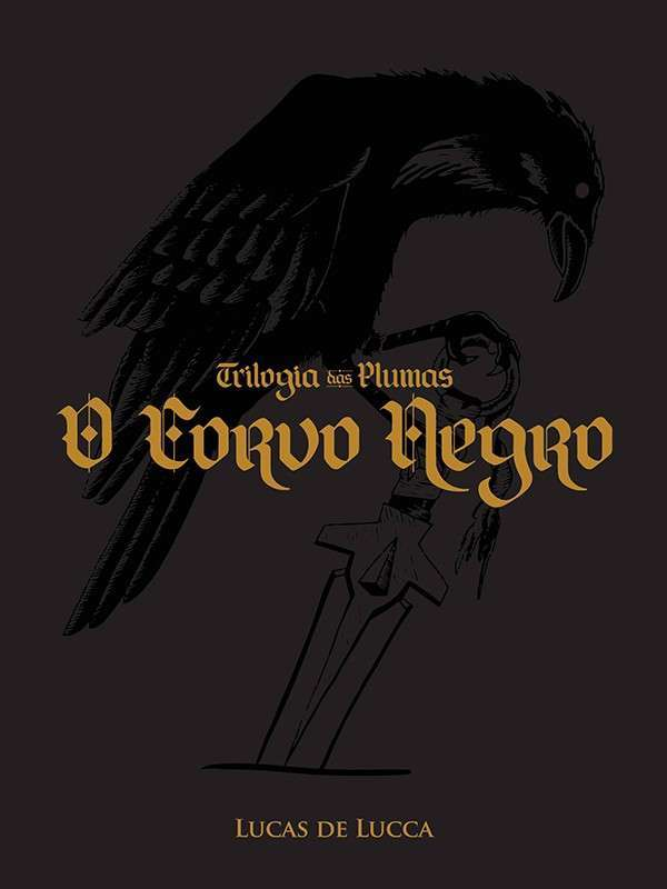 Imagem da Thumbnail para O Corvo Negro por Lucas de Lucca