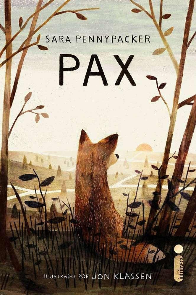 Imagem da Thumbnail para Pax por Sara Pennypacker