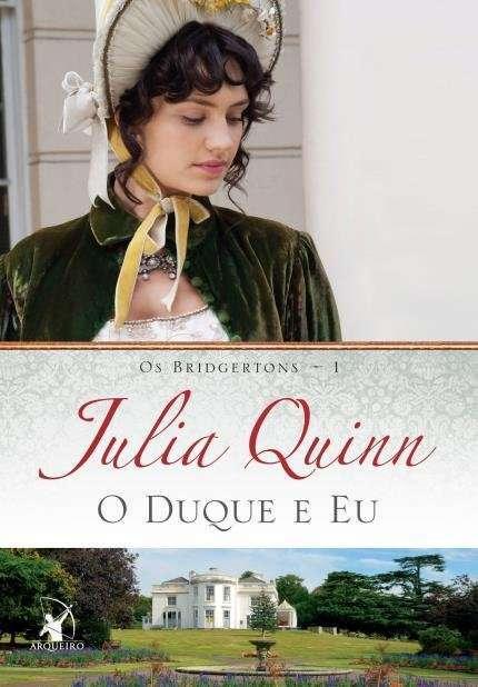 Imagem da Thumbnail para O Duque e Eu por Julia Quinn