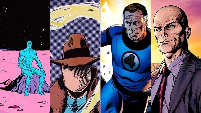 Os 18 personagens mais inteligentes dos Quadrinhos