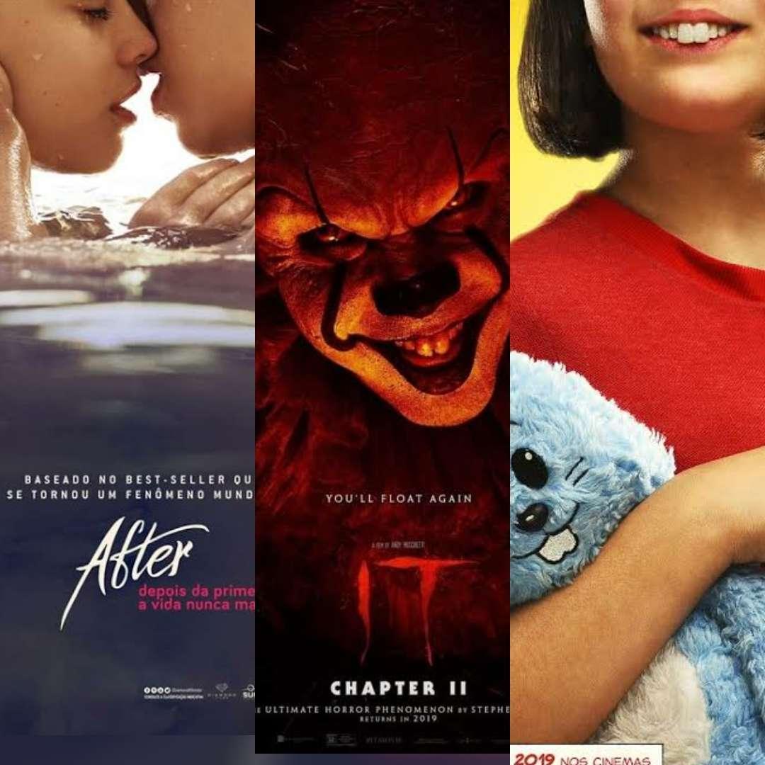 Filmes baseados em livros que irão para o cinema em 2019