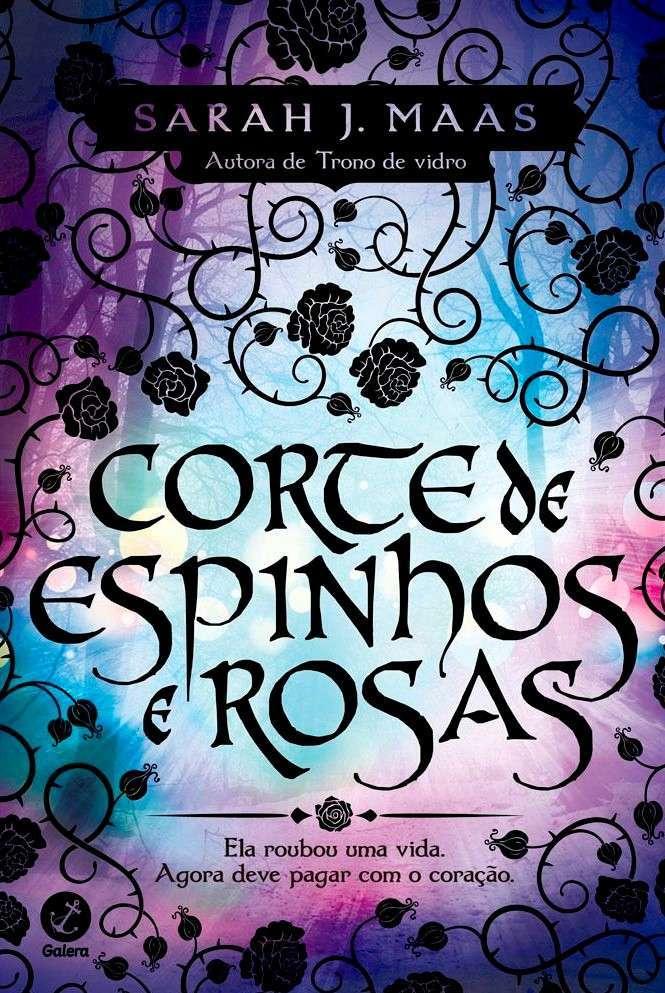 Imagem da Thumbnail para Corte de Espinhos e Rosas por Sarah J. Maas
