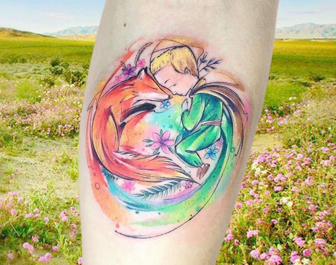As mais lindas tatuagens literárias