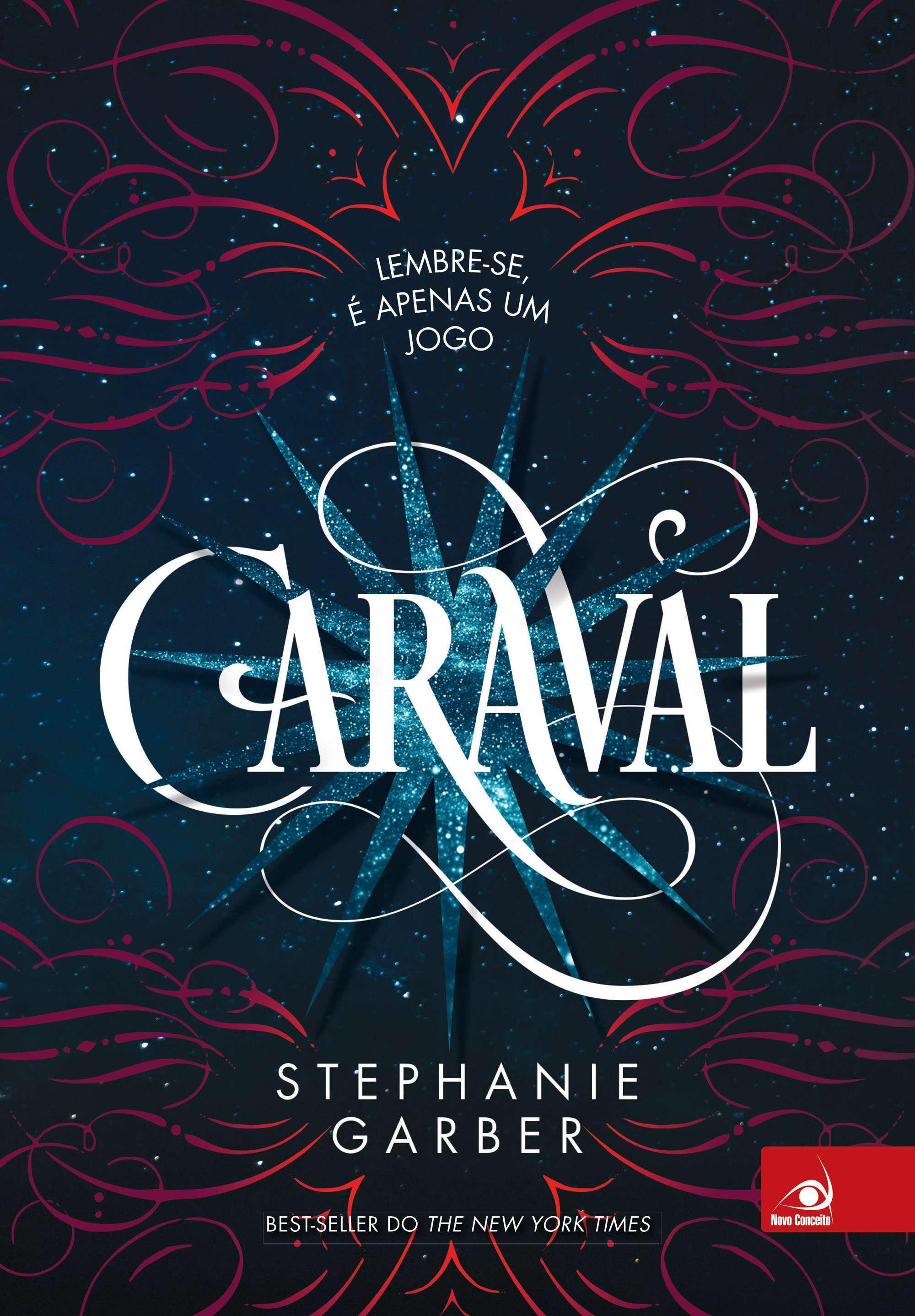 Imagem da Thumbnail para Caraval por Stephanie Garber