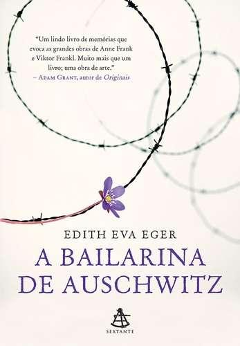 Imagem da Thumbnail para A Bailarina de Auschwitz