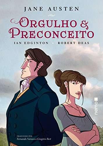 Imagem da Thumbnail para Orgulho e Preconceito em Graphic Novel