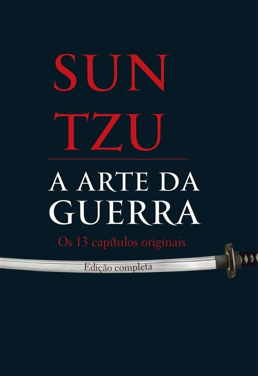 Imagem da Thumbnail para A Arte da Guerra por Sun Tzu