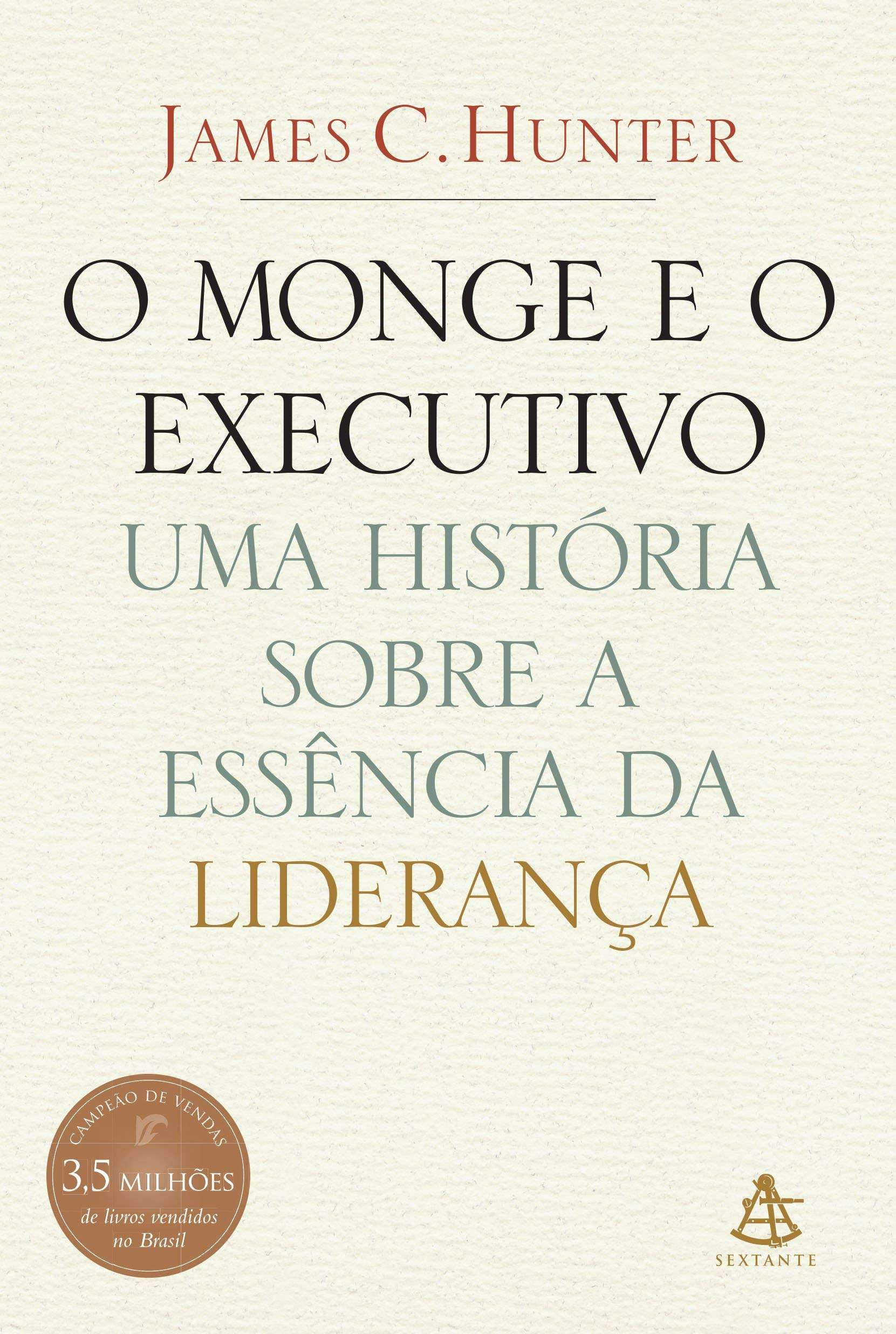 Imagem da Thumbnail para O Monge e o Executivo por James C. Hunter