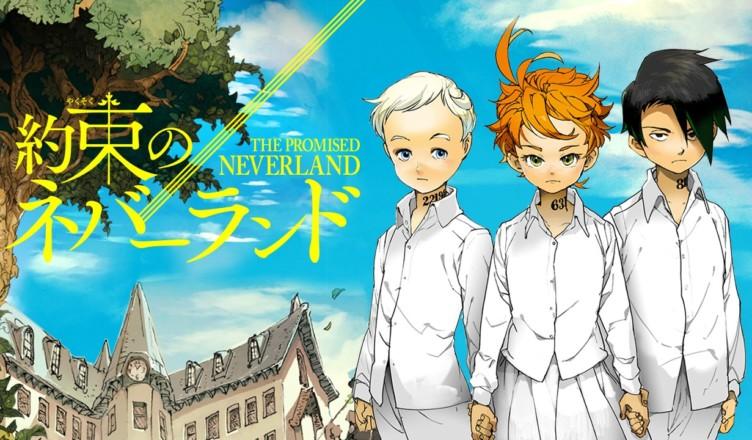 Yakusoku no Neverland: A melhor aposta de anime para 2019