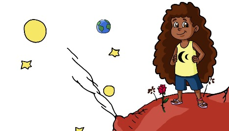 Conheça A Pequena Princesa, uma adaptação moderna de O Pequeno Príncipe