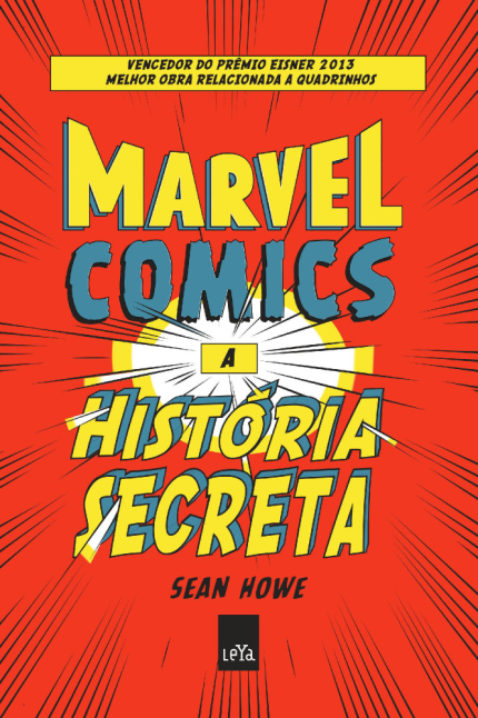 Imagem da Thumbnail para Marvel Comics: A História Secreta