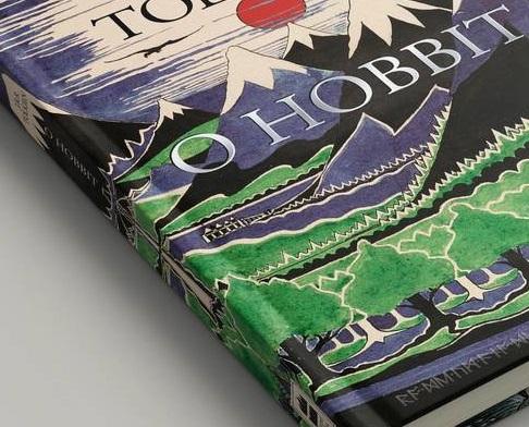 Confira a capa da nova edição do clássico de Tolkien