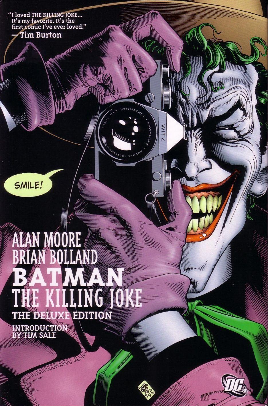 Imagem da Thumbnail para Batman: A Piada Mortal
