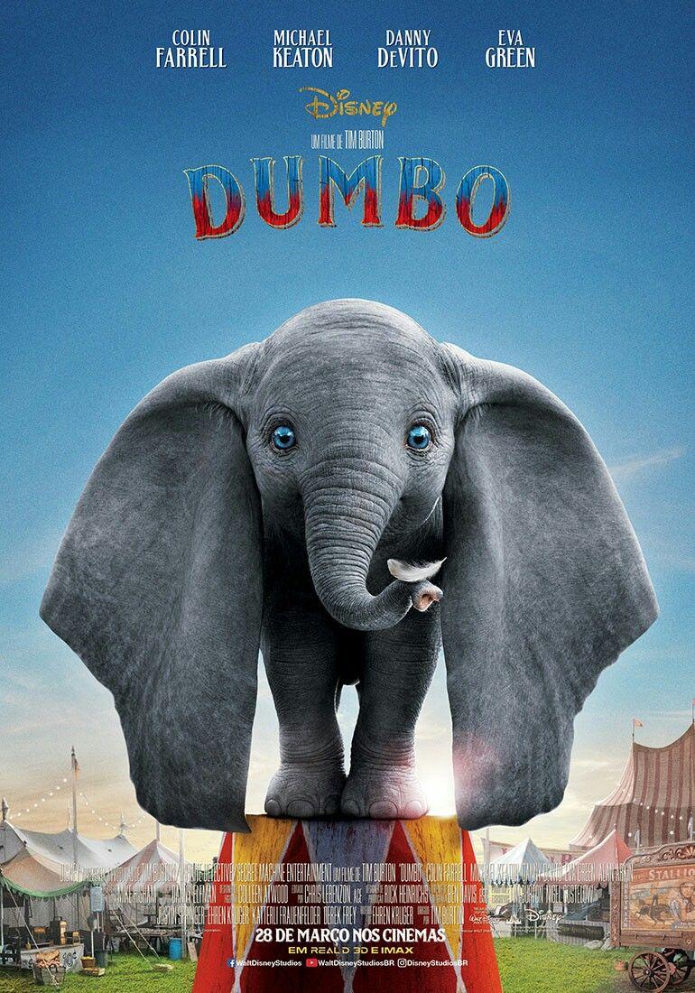 Imagem da Thumbnail para Dumbo