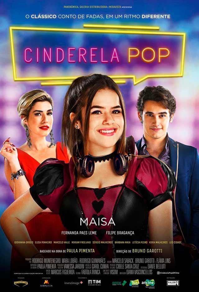 Imagem da Thumbnail para Cinderela Pop