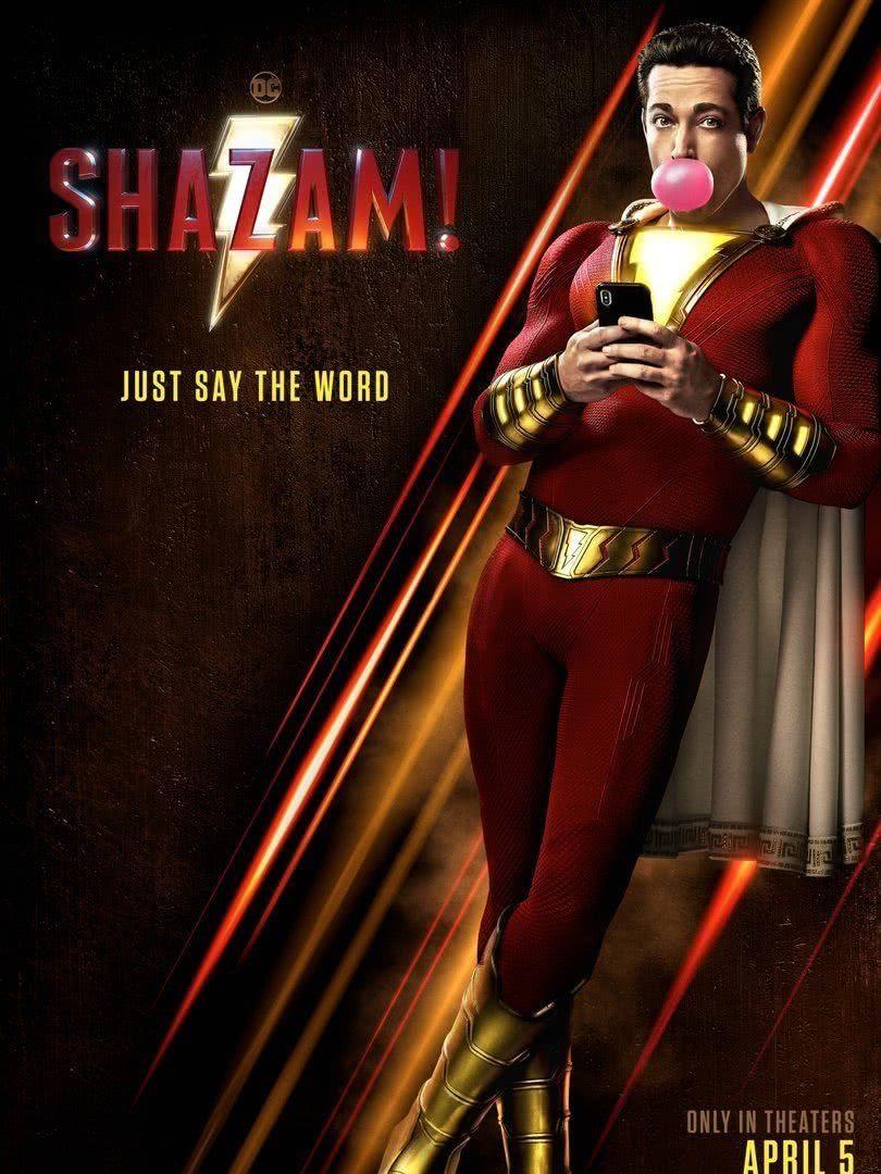 Imagem da Thumbnail para Shazam!
