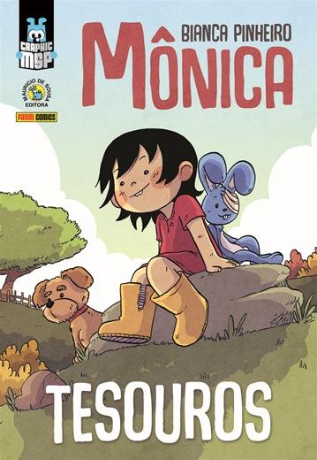 Imagem da Thumbnail para Mônica: Tesouros