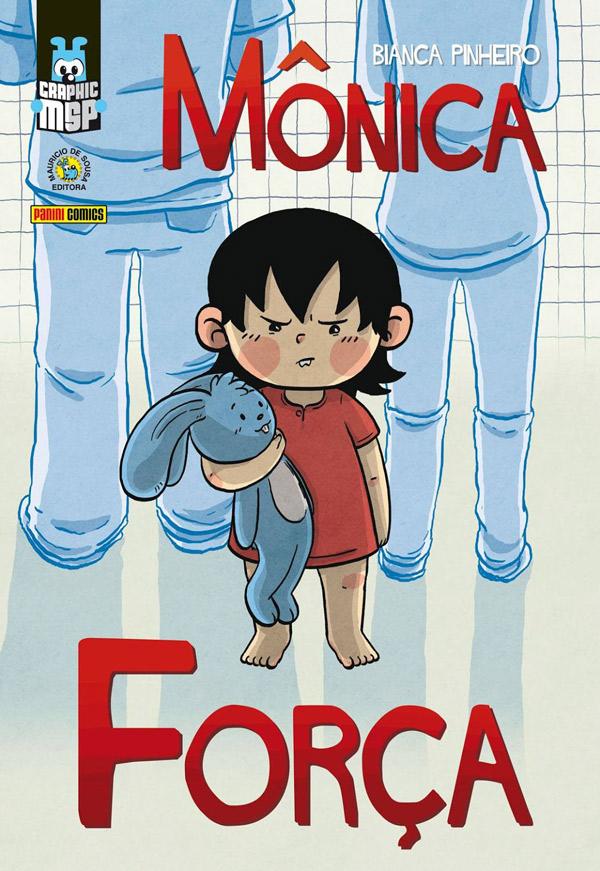 Imagem da Thumbnail para Mônica: Força