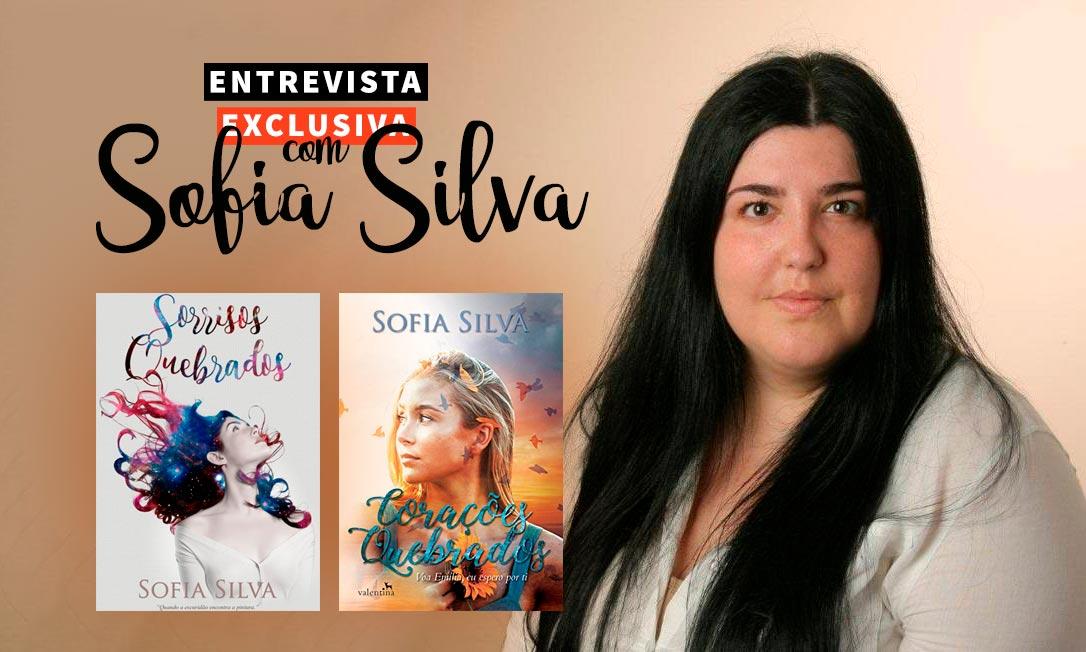 Entrevista exclusiva com Sofia Silva: expectativas para a Bienal, lançamentos e muito mais!