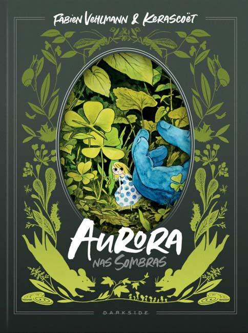 Imagem da Thumbnail para Aurora nas Sombras
