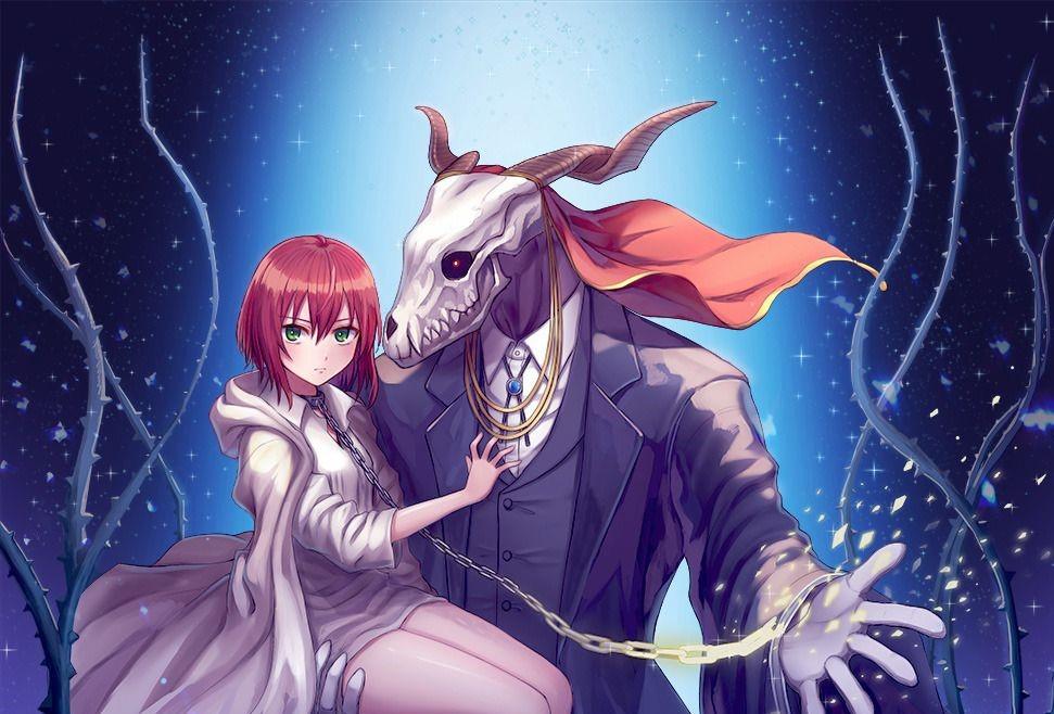 Mahoutsukai no Yome: Conheça e apaixone-se!