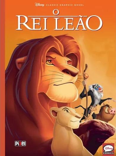 Imagem da Thumbnail para O Rei Leão