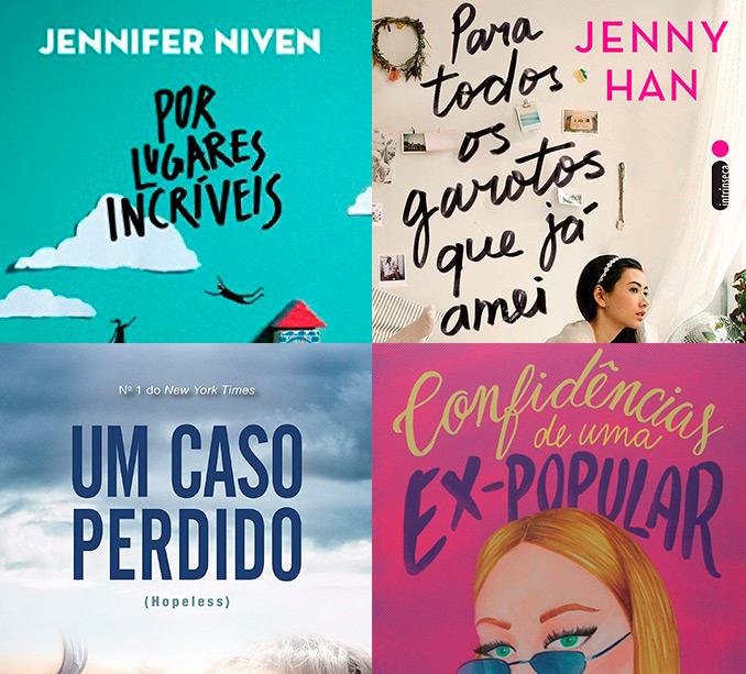 Young Adult: Os 15 melhores livros de todos os tempos