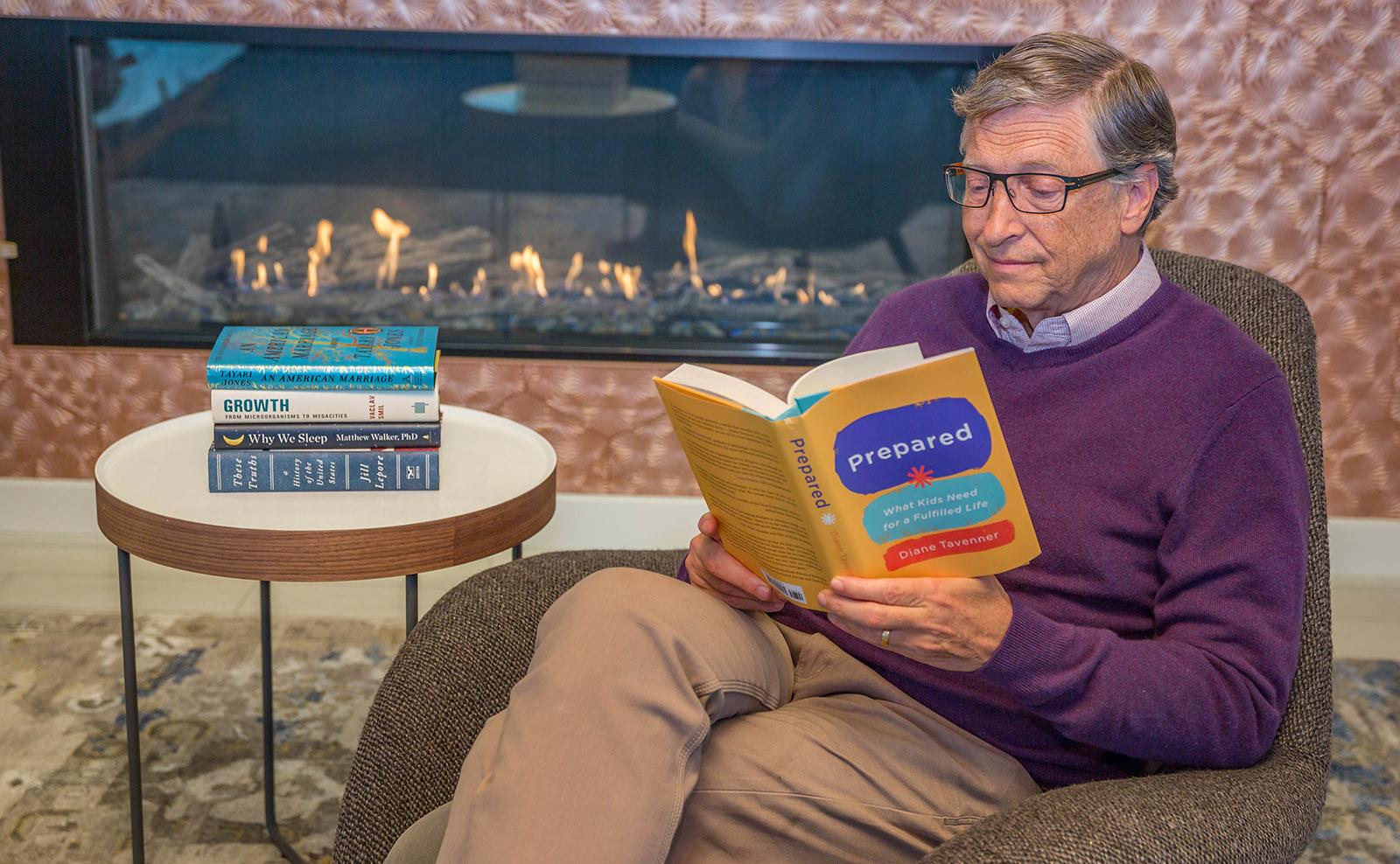 5 livros incríveis indicados por Bill Gates em 2020