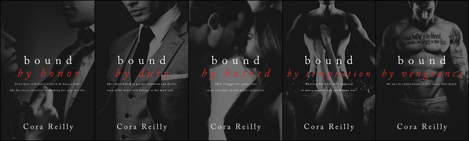 Cora Reilly: A ordem correta de leitura! [+18]